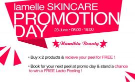 NEW! Lamelle -  skincare Promotion day 23 June 2020